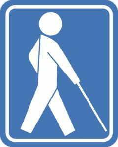 視覚障害者のための国際シンボルマーク